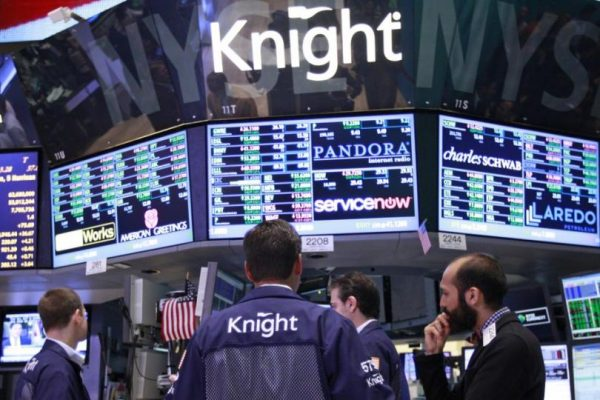 Knight Capital Group wall street